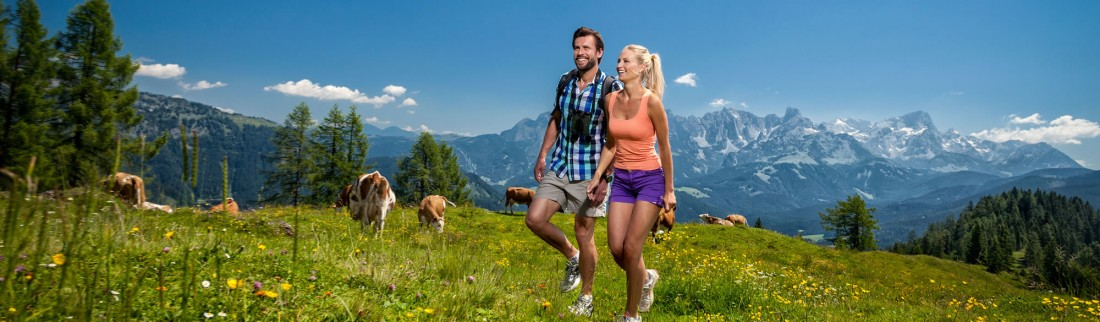 Wanderurlaub in St. Martin am Tennengebirge